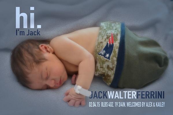 Jack Ferrini - New Born
