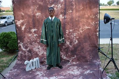 Jamiel Majett Senior Photos