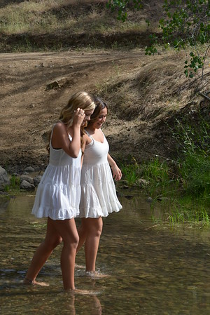 Jamila and Kirsten