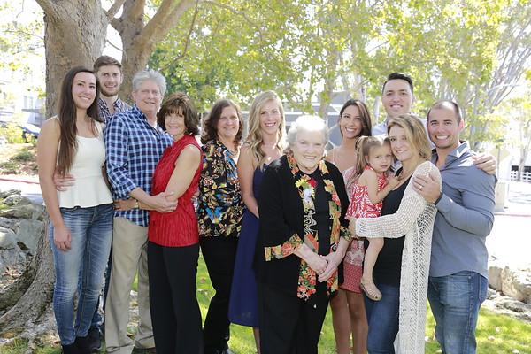 Jana Harhl and Family