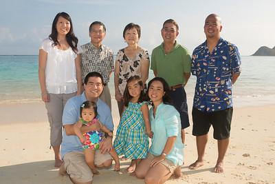 Isawa Family