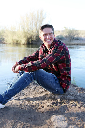 Cole Senior Portraits
