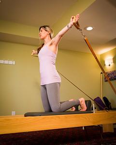 Pilates Session - Reformer