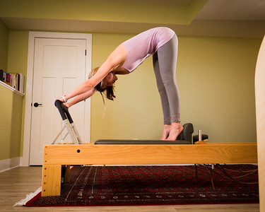 Pilates Session - Reformer