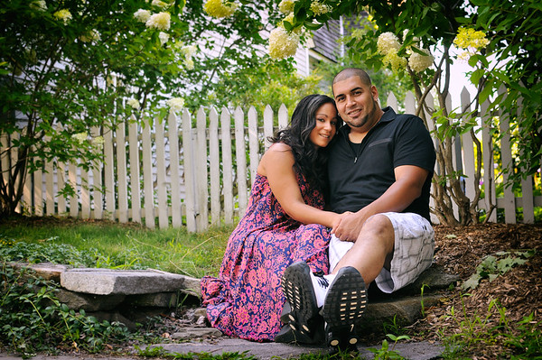 Jeanette & Eric Engagement