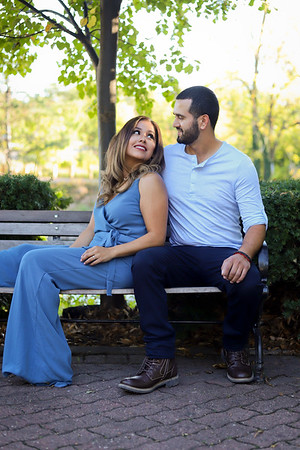 Jeanette & Jorge Engagement Session