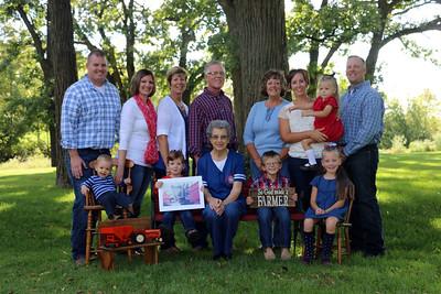 Jeanie &  Family