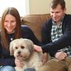 Jeff, Hattie & Gavin Family Gathering on Amherst