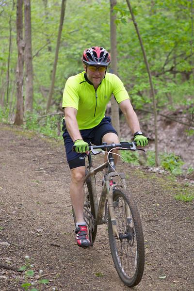 Jeff on Bike Vertical
