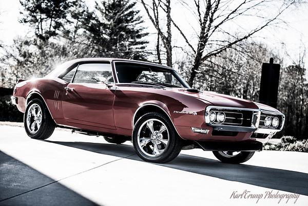 Jeffs Pontiac Firebird 1968
