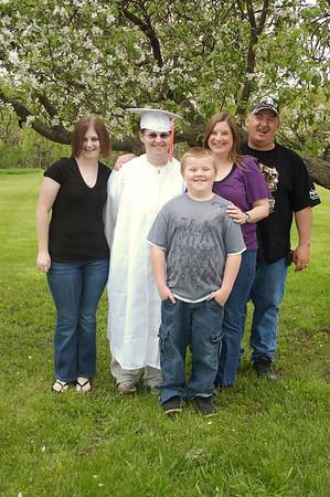 Jenn's Graduation