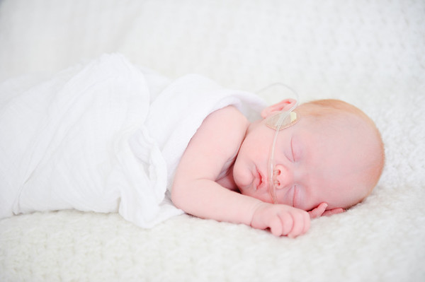 Jensen & Everett Newborn 2015