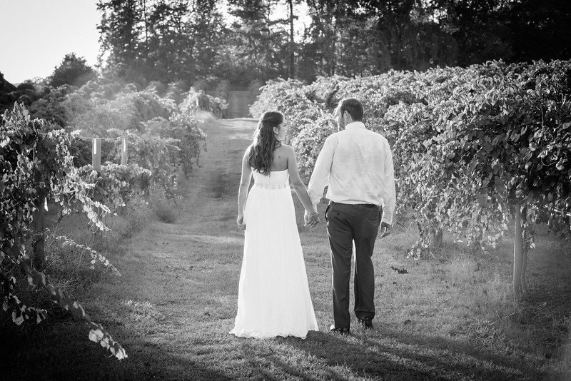 Jessica and Jeff - A One Year Anniversary Session
