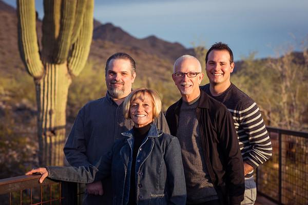 Jim Cox Family