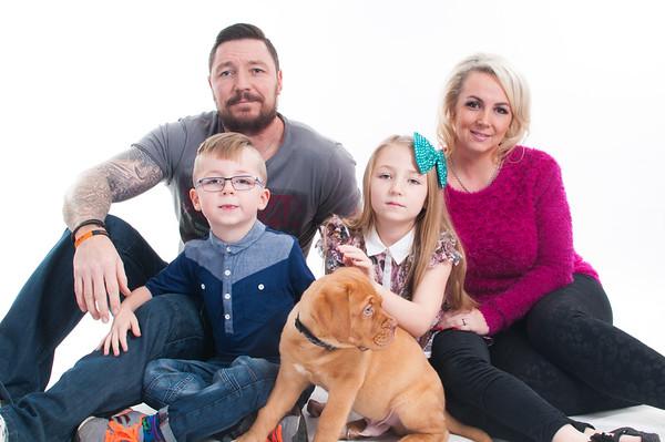 Johnson Family 2014