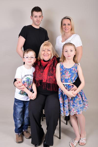 Johnson Family Feb 2015