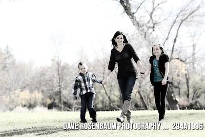 Jolene Darren and Kids