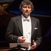 Jonas Kaufmann, Singer performing at the Barbican Hall