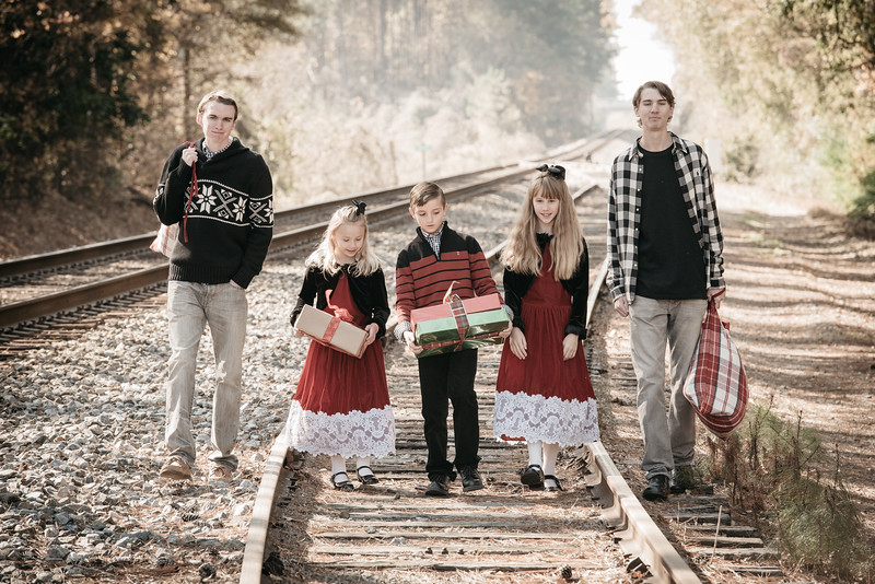 Jordan Family Photos 2017