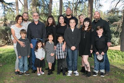 Joscelyn and Ray Family
