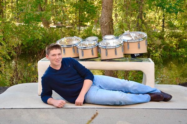 Josh Ackley Senior Pics