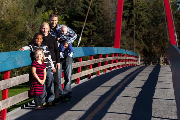 Josh Krista Family