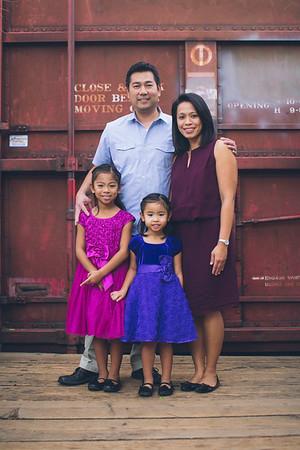 Joycelle Family