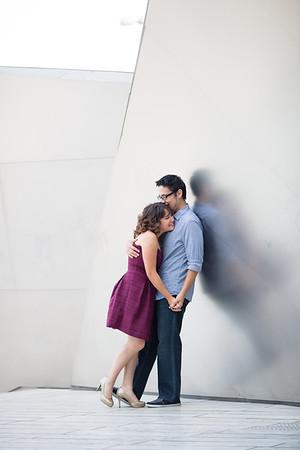 Julia and Daniel