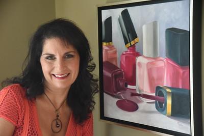 Julie Ann Segal by Lake Calhoun