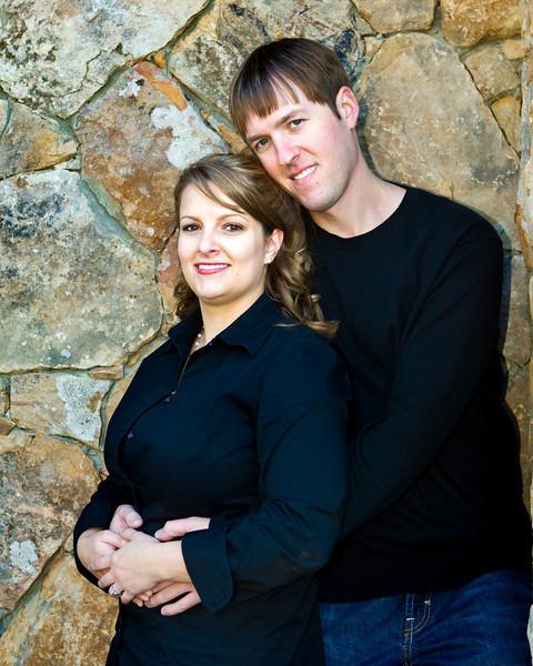 Julie & Landin