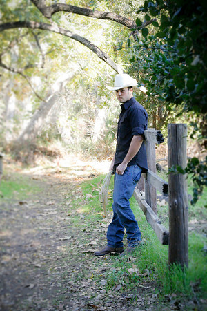 Justin Harvey {sr. portraits}