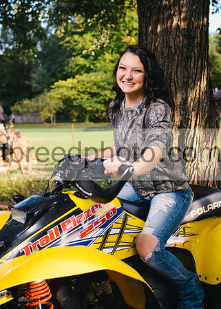 Kaitlyn's Senior pics