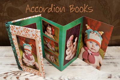 Accordion Books