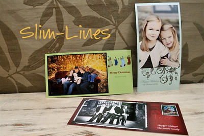 Slim-Lines Cards for every occasion