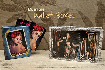 Wallet Boxes or Tin Boxes