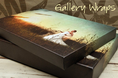 gallery wraps