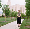 Kareena's Missionary Pictures at Oquirrh Mountain Temple and Daybreak Lake
