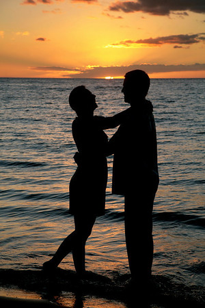 Karen & David & The Wild Boys Of Maui