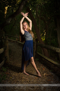Dance Portraits for Katie