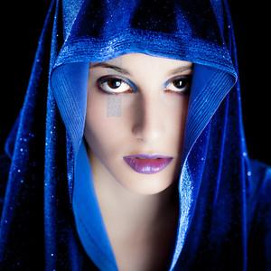 """""""Blue Alien"""""""