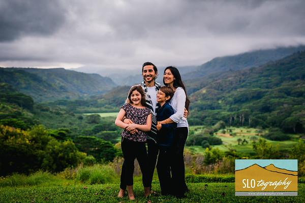 Kauai Family Pics ~ Joey+Stephanie