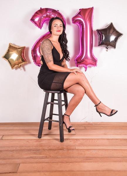 21st Birthday/ Boudoir - Ryan Kendall Photography