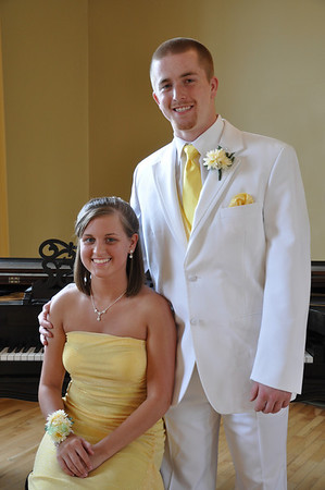 Kayla & Ty Prom