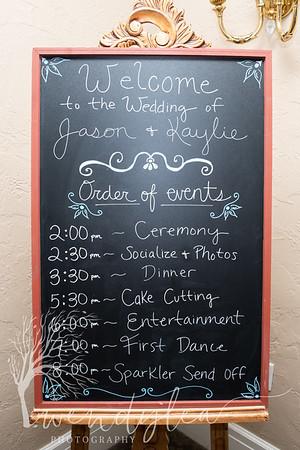 wlc Kaylie and Jason Wedding 422019