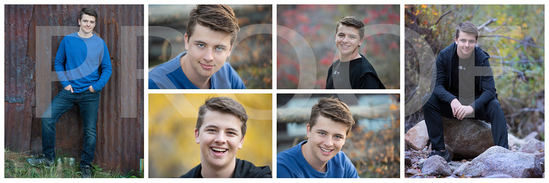 Keegan collage proofs