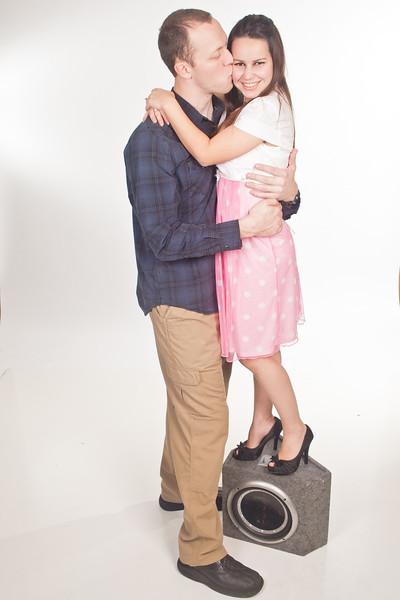 Kellen and Natalia. TorBang Photography. December 2012