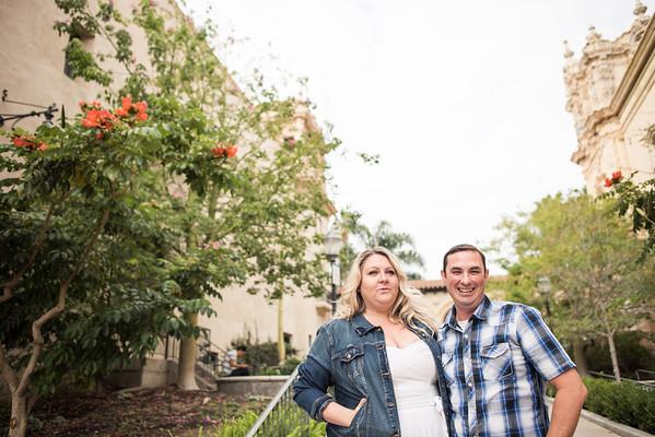 Kelli & Mark - San Diego