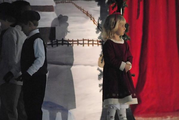 Caitlin Christmas Show 08