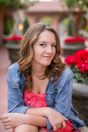 Kelsey - Senior Year