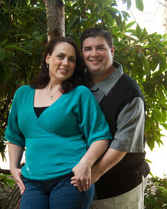 Ken Abeles/Brenda Hulse Engagement Portraits